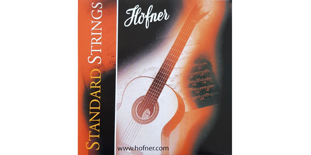 Hofner Guitar Strings - Standard