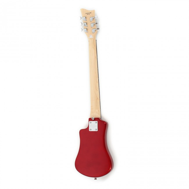 Hofner HCT-SH Shorty Electric Travel Red