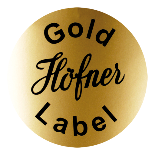 Hofner Gold Label