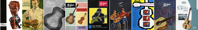 Hofner Catalogues