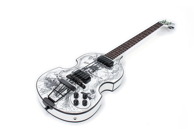 Höfner 60th Anniversary Bass